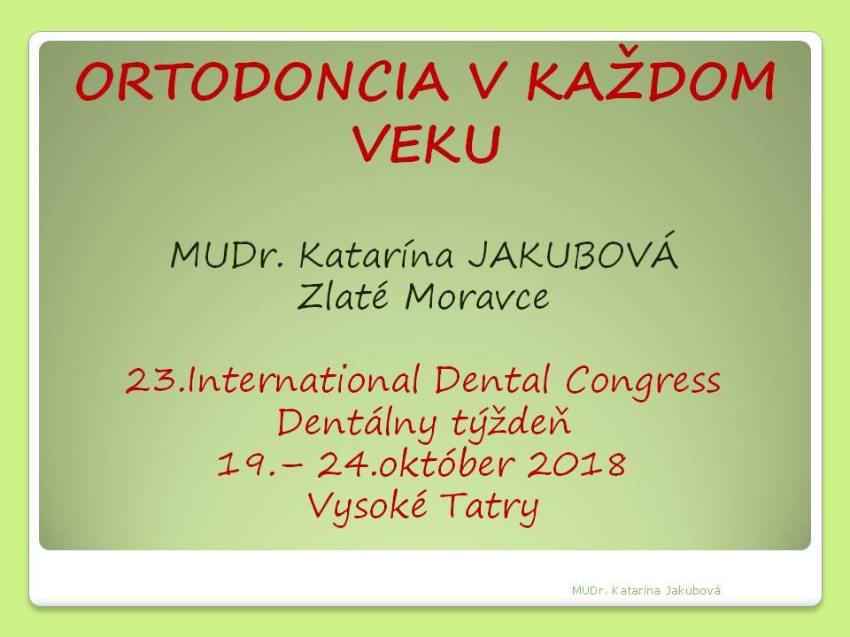 Ortodoncia v každom veku